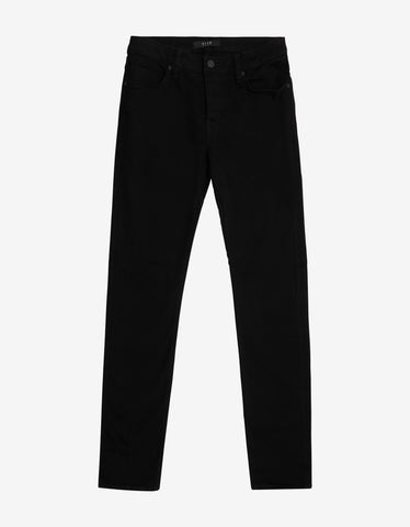 Black Velvet Band Sweat Pants