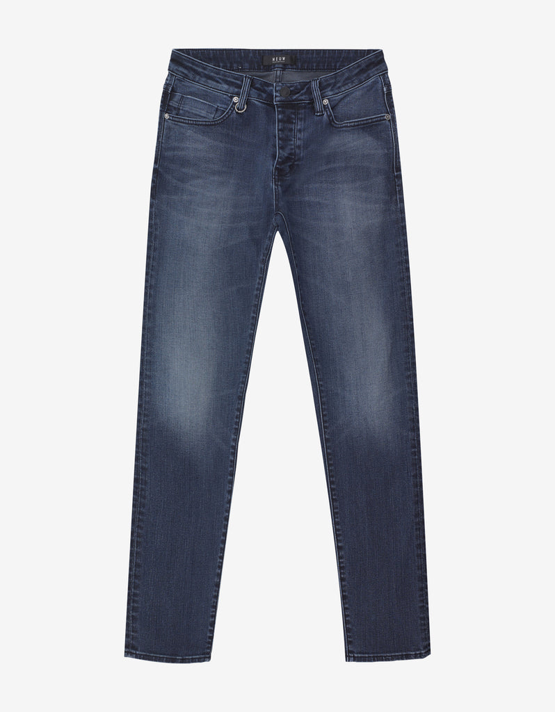 Iggy Skinny Revive Wash Blue Jeans