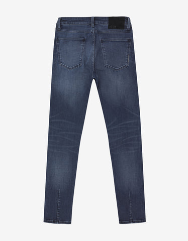 Neuw Iggy Skinny Revive Wash Blue Jeans