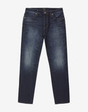 Lou Slim Cat St. Airwash Wash Blue Jeans
