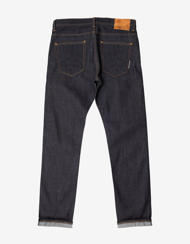 Neuw Lou Slim Raw Selvedge Jeans