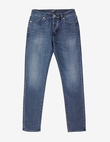 Neuw Lou Slim Resurrection Blue Stonewash Jeans