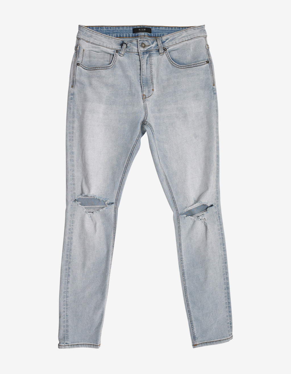 Rebel Skinny Central Jeans