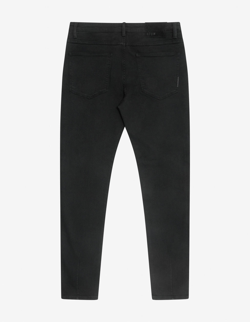 Rebel Skinny Eternal Black Jeans