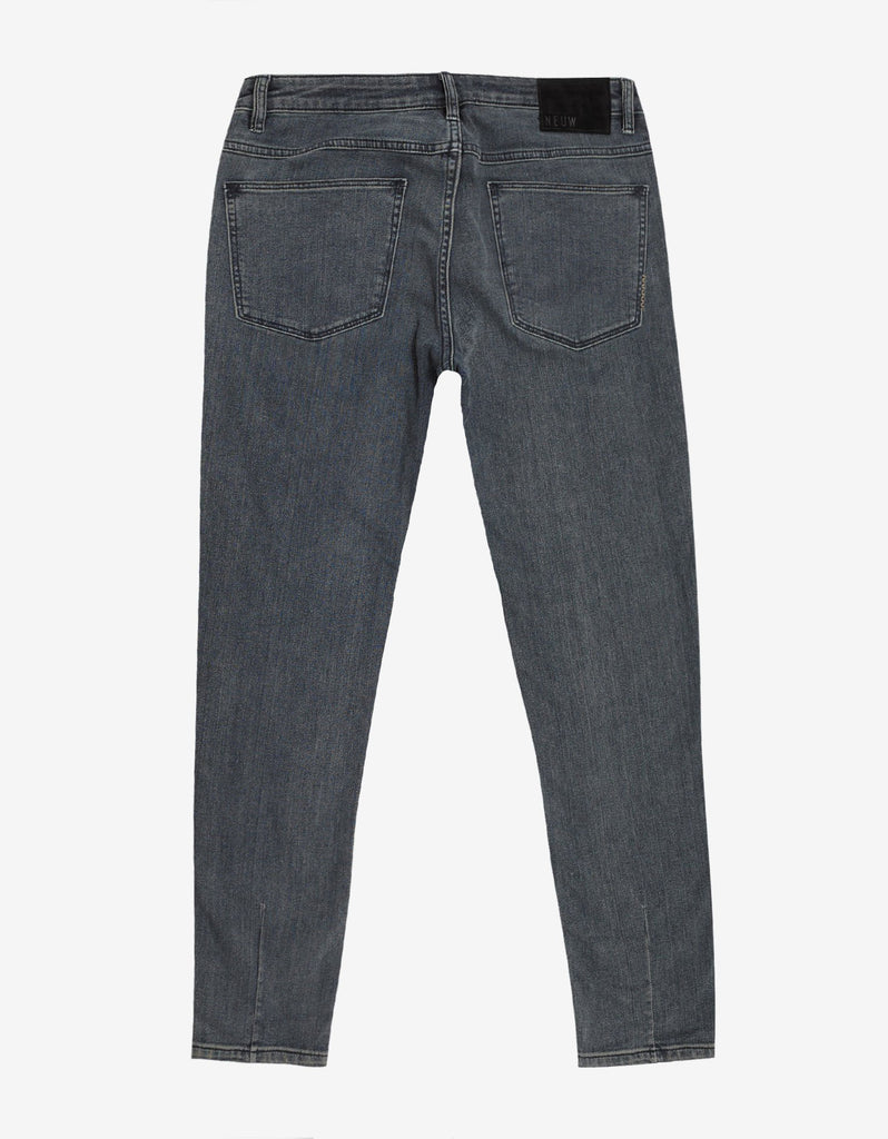 Rebel Skinny Graphite Jeans