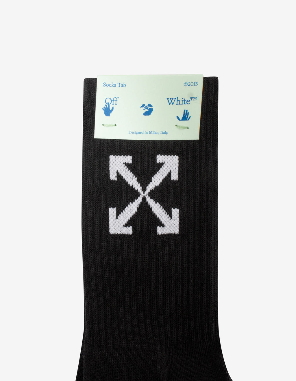 Black Arrow Mid Sport Socks