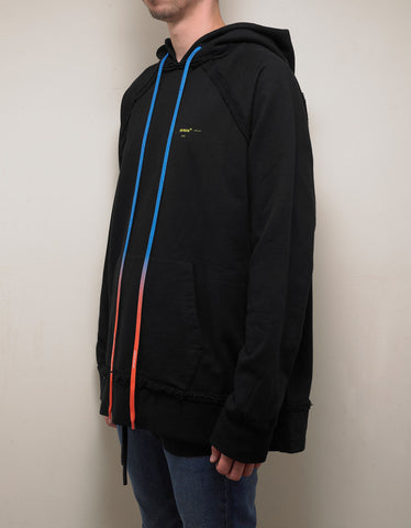 Off-White Black Acrylic Arrows Hoodie