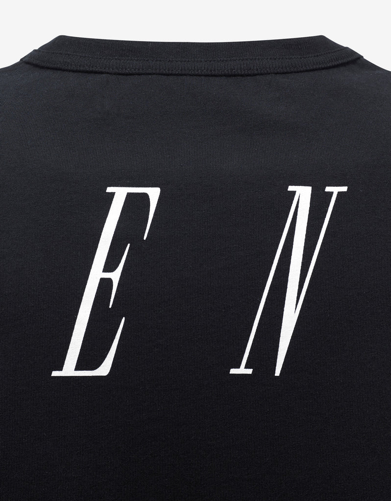 Black Ferns Embroidery T-Shirt
