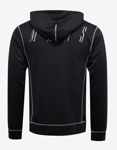 Off-White Black 'OFF' Print Hoodie
