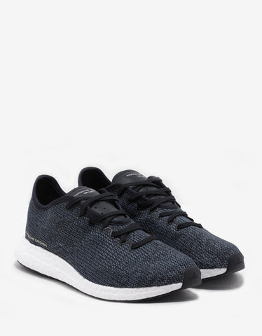 Porsche Design Sport by adidas Travel Tourer Onix Blue & Black Trainers