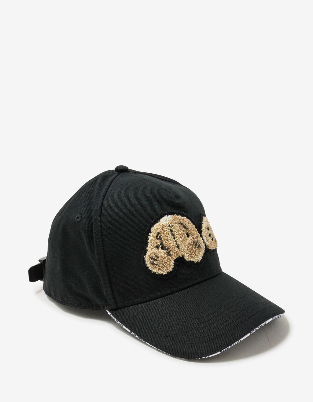 Black Bear Embroidery Cap