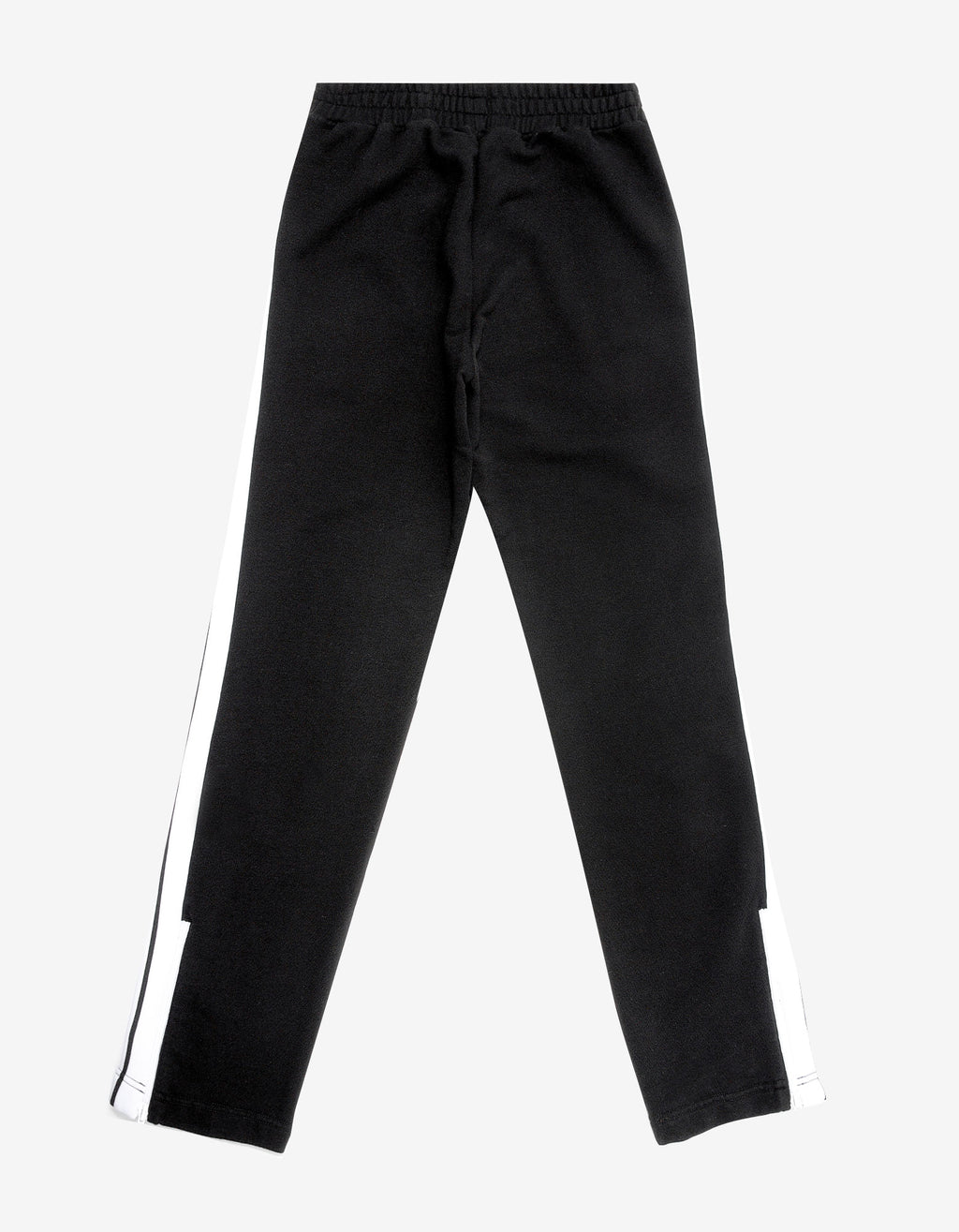 Black Fleece Track Pants
