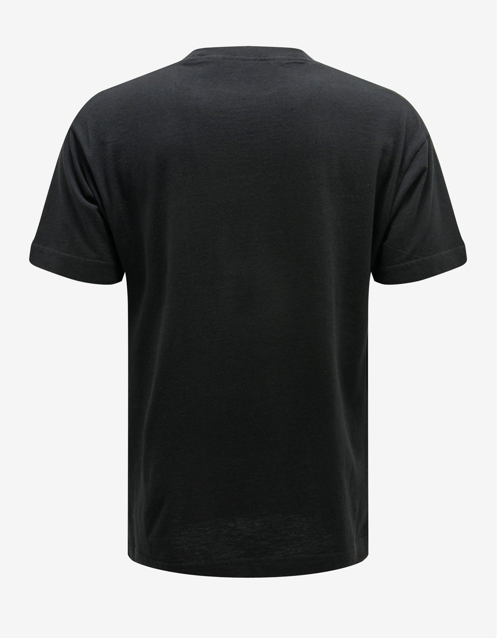 Black Hong Kong Sprayed Logo T-Shirt