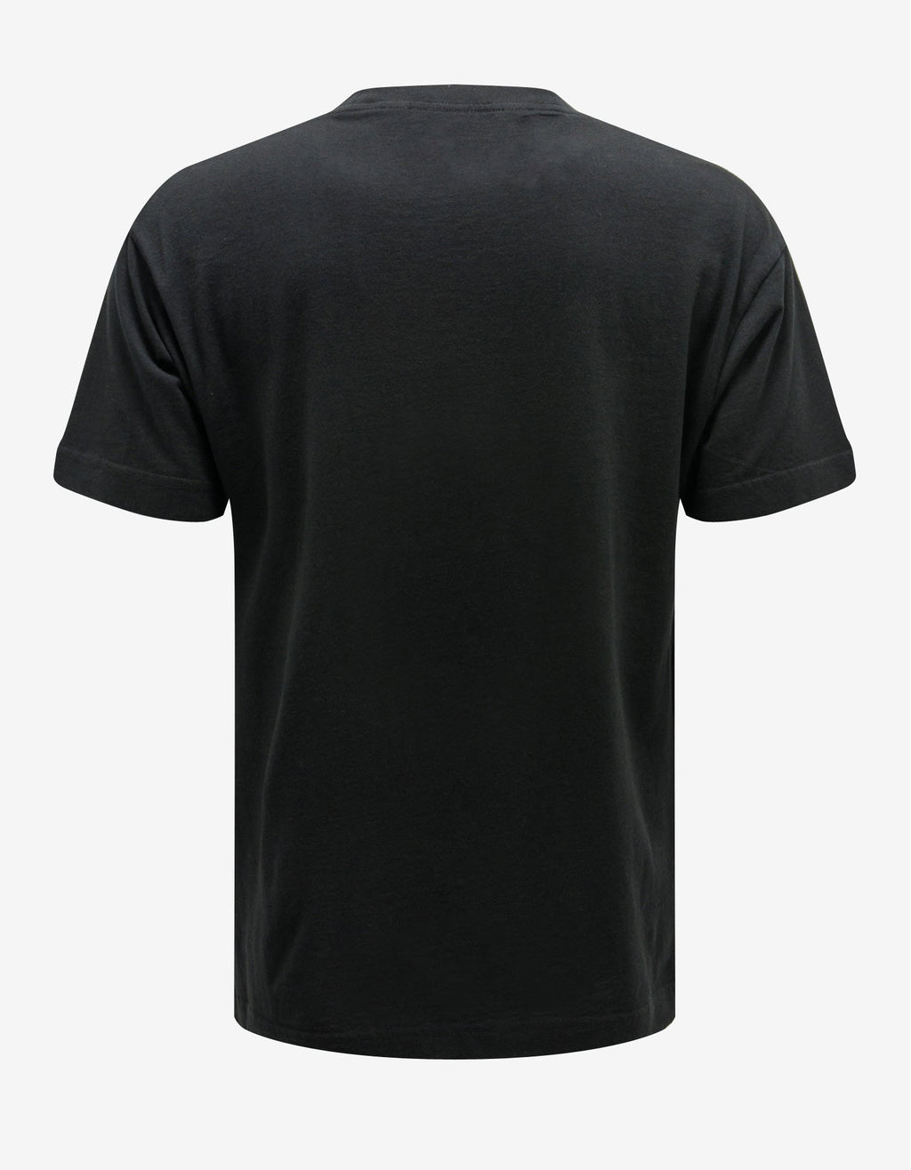 Black West Hollywood Sprayed Logo T-Shirt