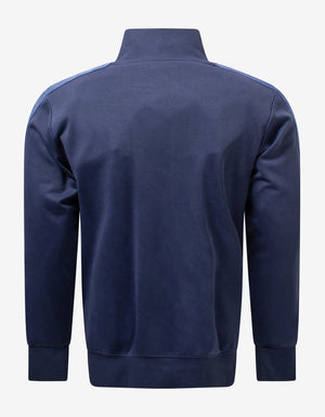 Blue Garment Dyed Tracksuit
