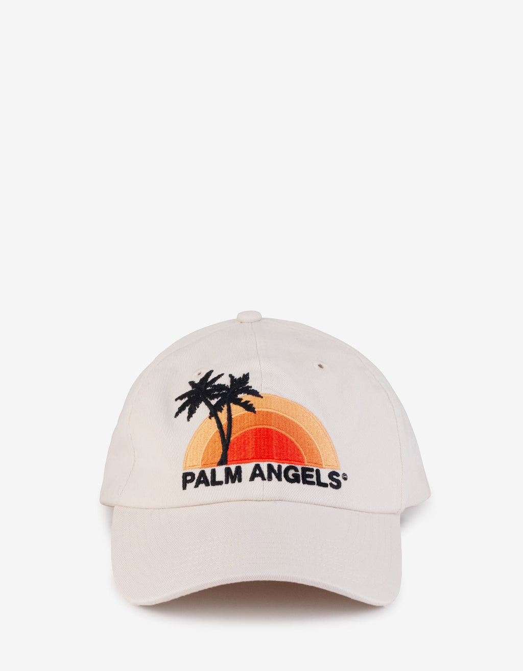Ecru Sunset Embroidery Cap