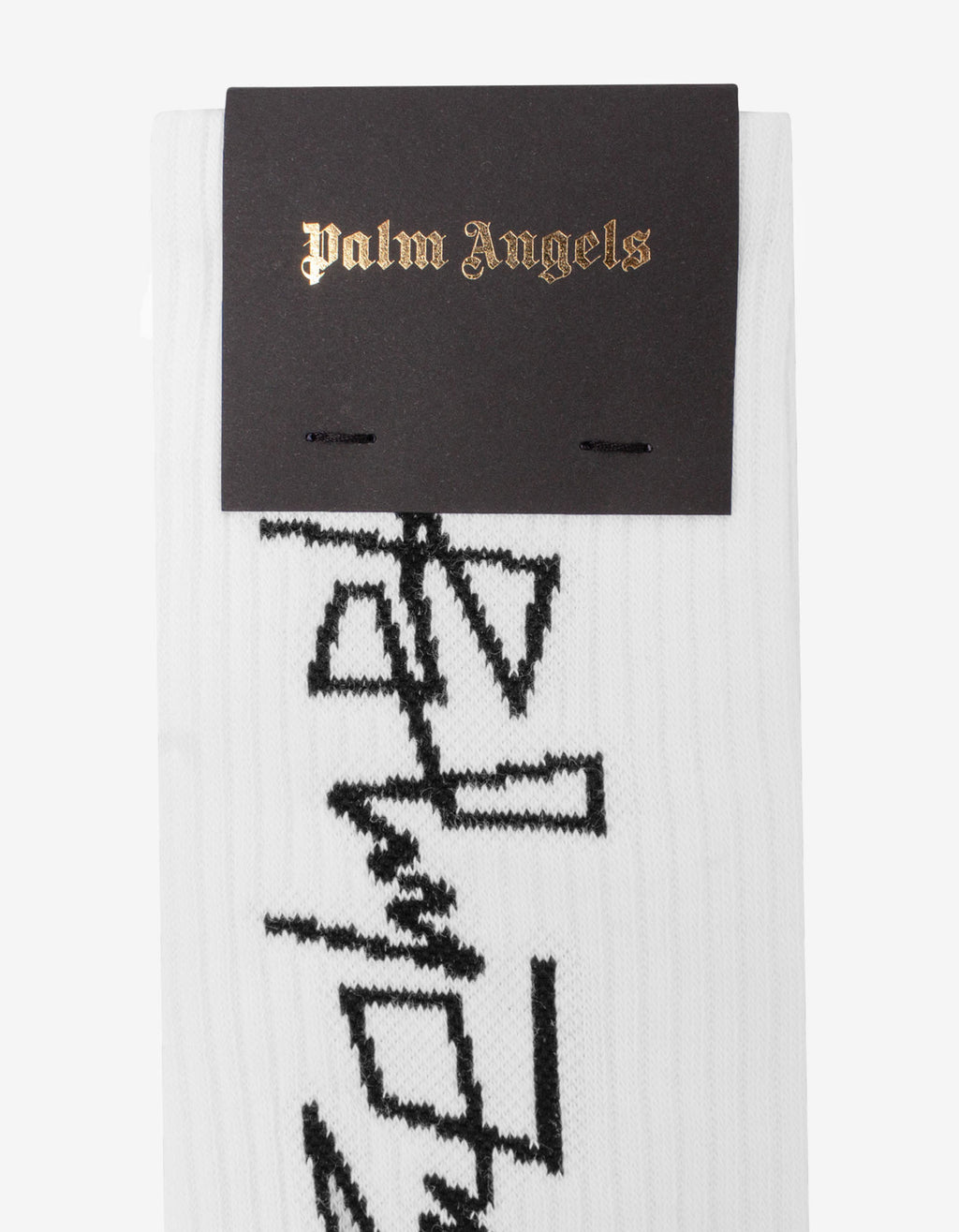 White Desert Logo Socks