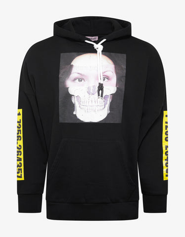 Palm Angels Black MJ Hoodie