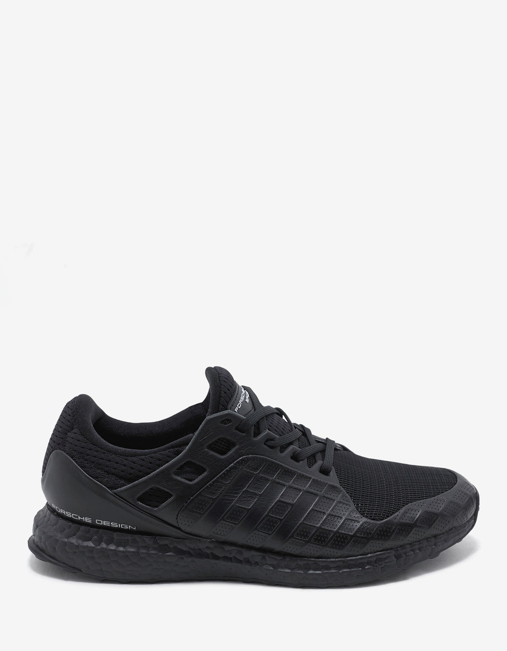 All Black PDS Ultra Boost Trainers