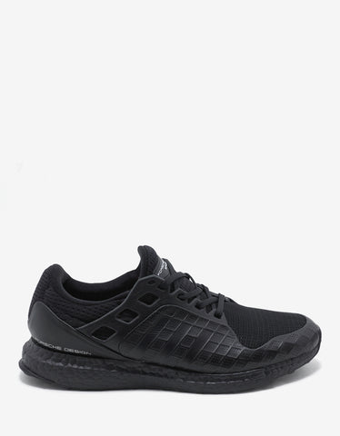 Porsche Design Sport by adidas All Black PDS Ultra Boost Trainers