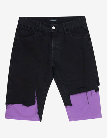 Midnight Blue Bermuda Shorts