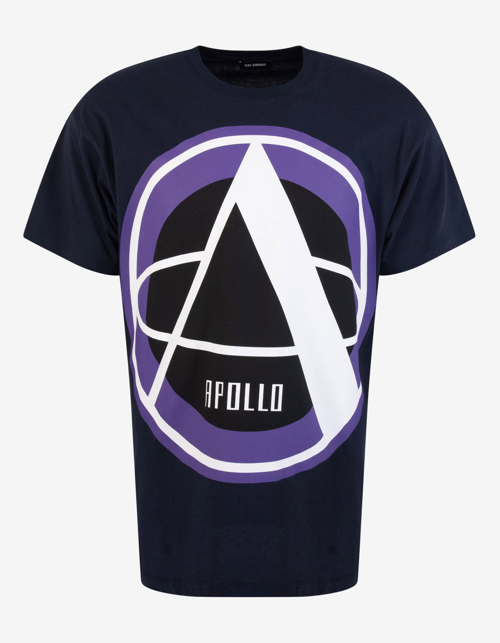 Navy Blue Apollo Big Fit T-Shirt -