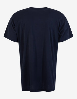 Navy Blue Apollo Big Fit T-Shirt