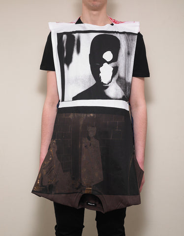 Raf Simons Patched Two-Way T-Shirt