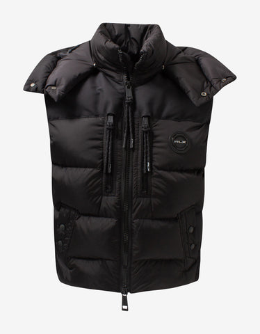 Carleton Black Down Jacket