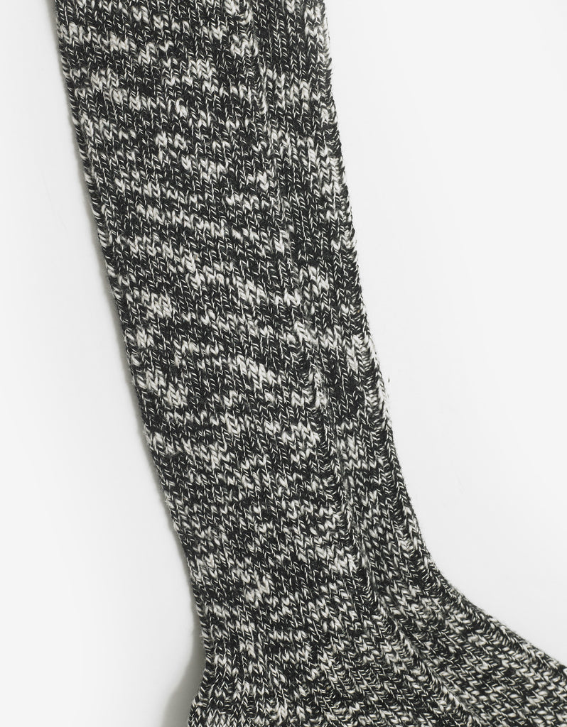 Birkenstock Cotton Slub Knee High Socks