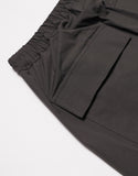 Rick's Pods Darkdust Grey Drop Crotch Shorts