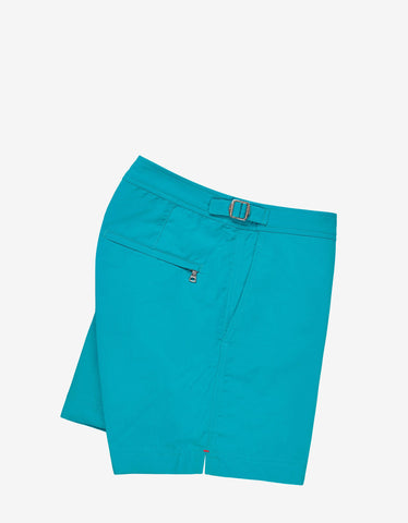 Orlebar Brown Aquamarine Setter Swim Shorts