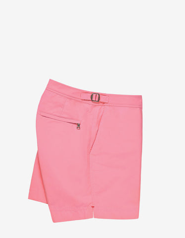Orlebar Brown Flamingo Pink Setter Swim Shorts