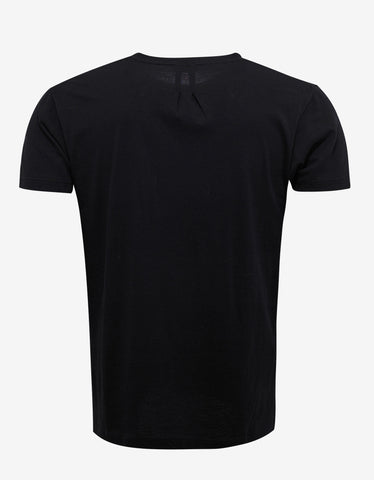 Saint Laurent Black Dino Print T-Shirt