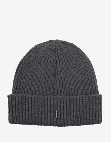 Stone Island Shadow Project Grey Beanie Hat
