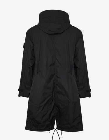 Stone Island Shadow Project Diagonal Polyester & Scarabeo Stealth Parka