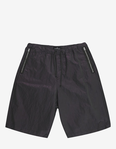 Stone Island Shadow Project Iridescent Shorts