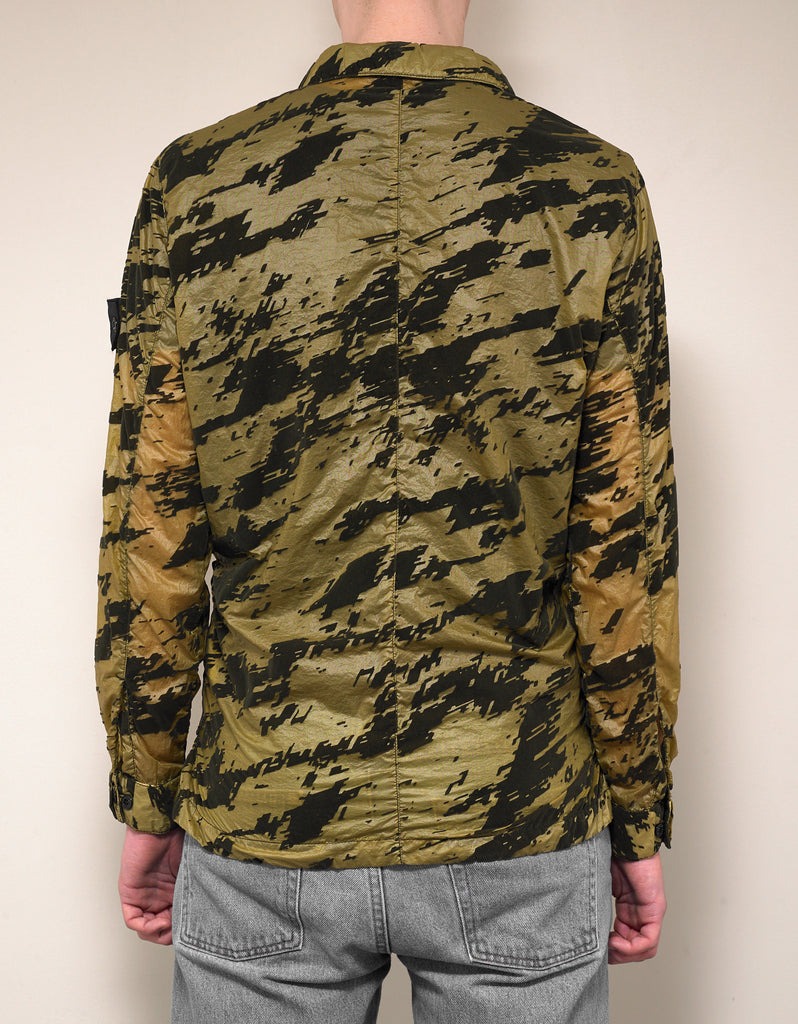 Stone Island Shadow Project Lucid Flock Digital Camo Lightweight ... aebb40e805e