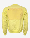 Naslan Yellow Bomber Jacket