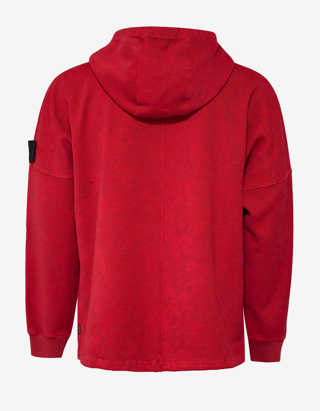 Red Flank Pocket Anorak