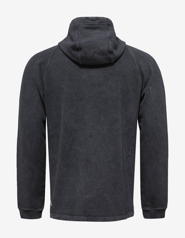 Stone Island Shadow Project Grey Over Dyed Hoodie