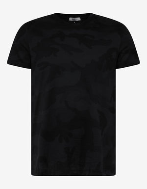 Black Camouflage T-Shirt