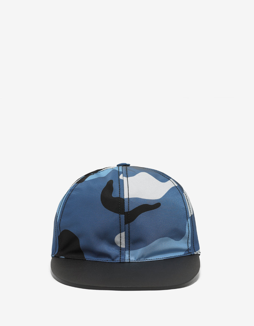 Light Blue Camouflage Cap