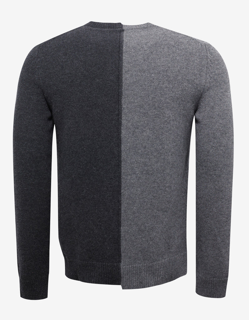 Grey 'Beauty is a Birthright' Sweater