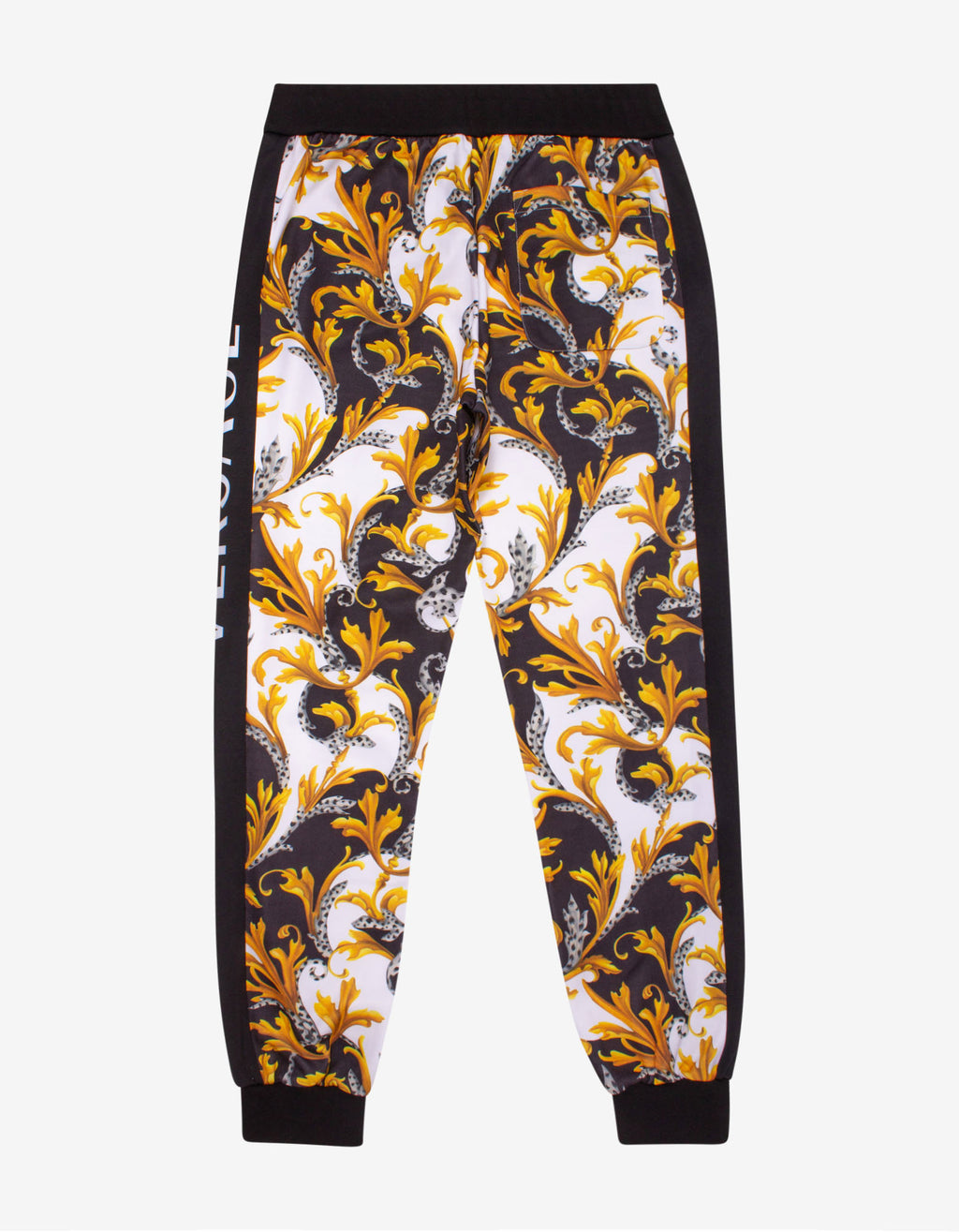 Acanthus Print Sweat Pants