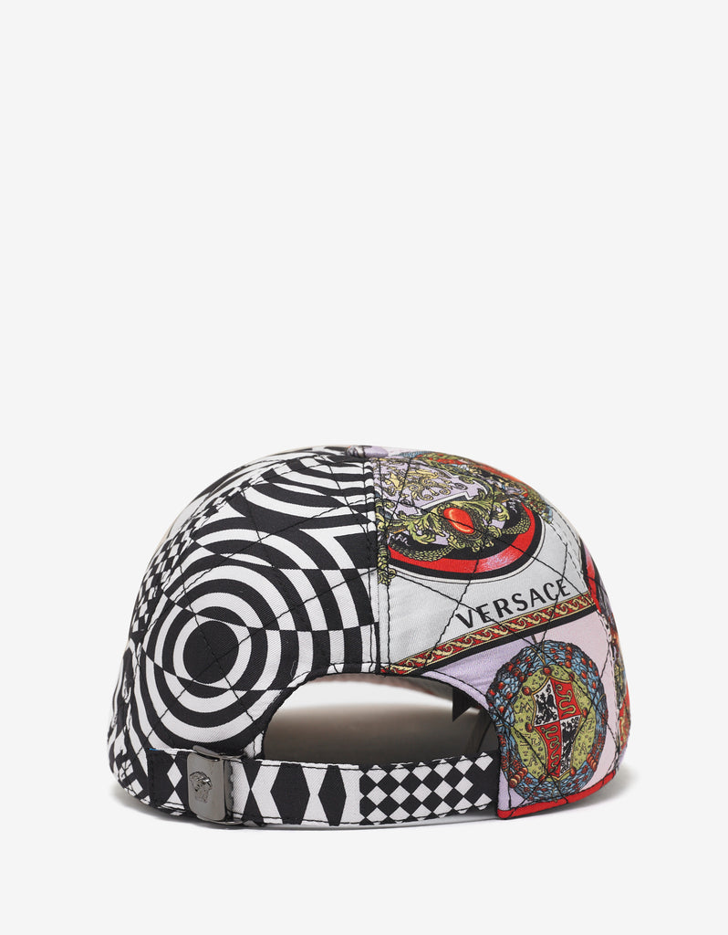 Angeli Optillusion Silk Baseball Cap