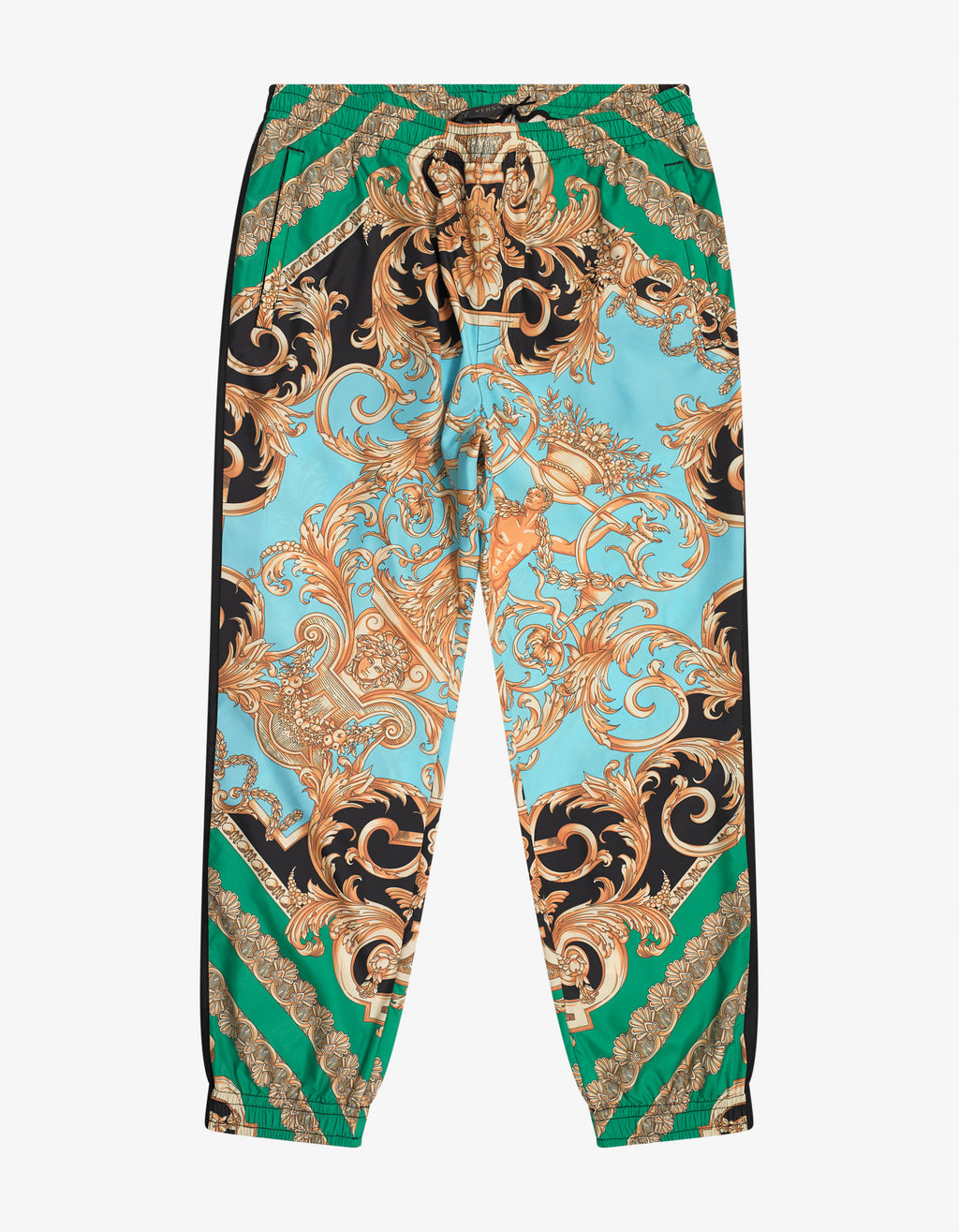 Barocco Homme Print Track Pants