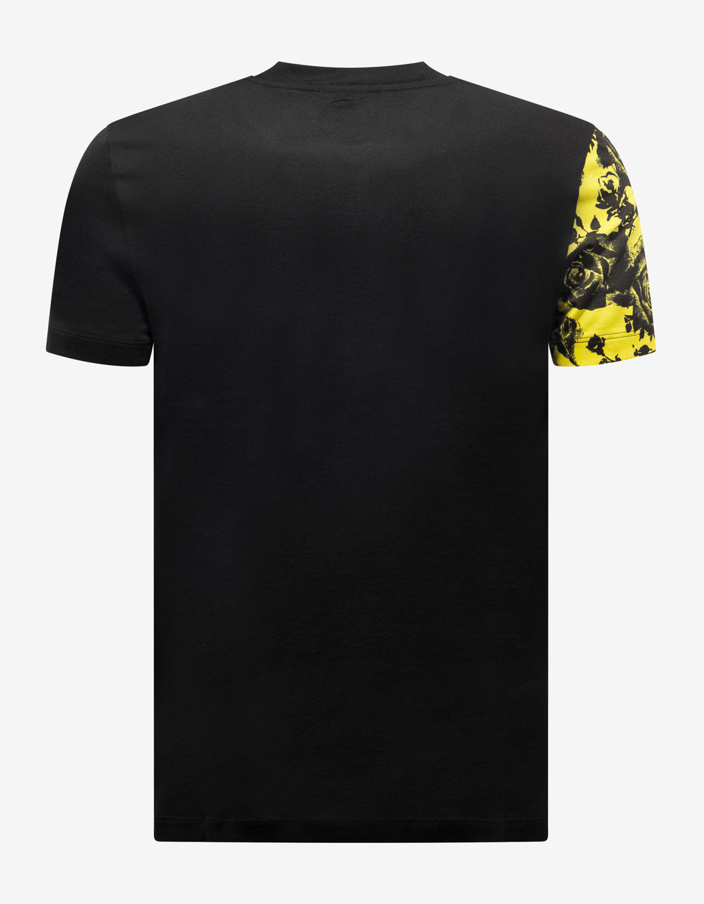 Black Multi-Graphic Insert T-Shirt