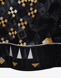 Black New Baroque Silk Shirt