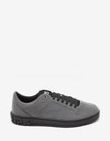 Eros Reflective Grey Low Trainers